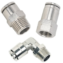 brass push in fittings