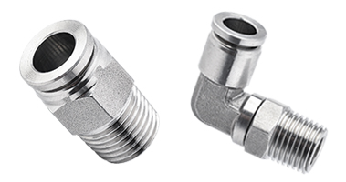 316 stainless steel push in fittings